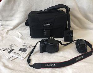 Canon Rebel T6 Bundle for Sale in RANCHO SUEY, CA