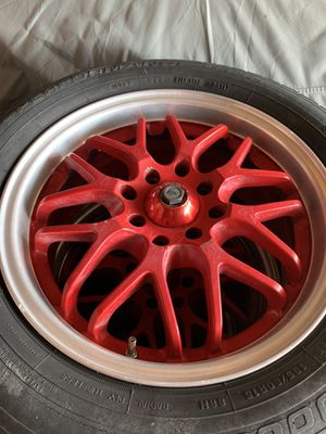 SpArco NS2 wheels for Sale in Chino, CA