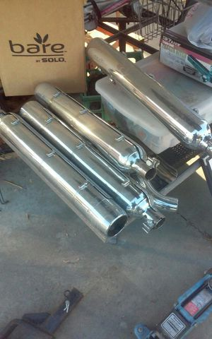 Harley Davidson Exhaust Pipes for Sale in Lathrop, CA