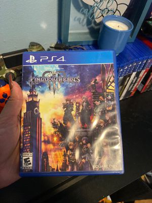 Kingdom hearts ps4 for Sale in Los Angeles, CA