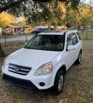 Honda CRV 2005 for Sale in Tampa, FL