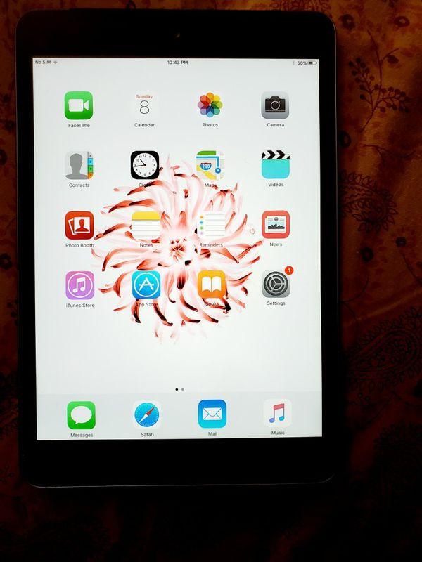 iPad mini wifi+cellular unlocked