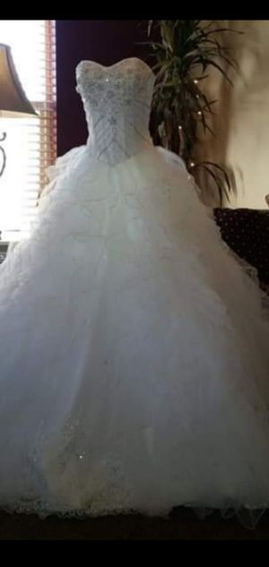 Brand New Princess Wedding Dress for Sale in Meridian, ID