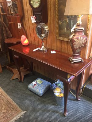 Long sofa table for Sale in Bridgeville, PA