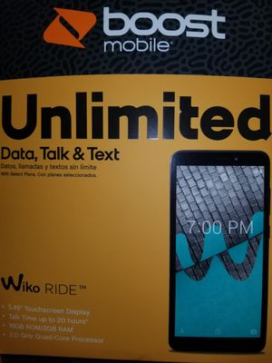Wiko RIDE Android Phone for Sale in Spring Hill, TN