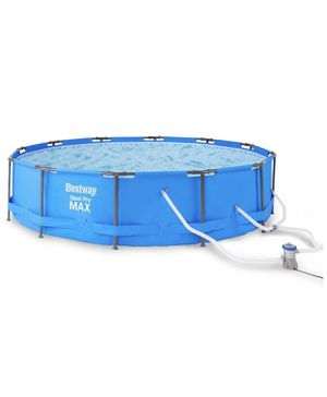 Bestway 14 feet metal frame pool for Sale in Beaverton, OR