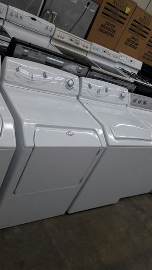 """27""""width Maytag top load washer and dryer set for Sale in Fort Washington, MD"""