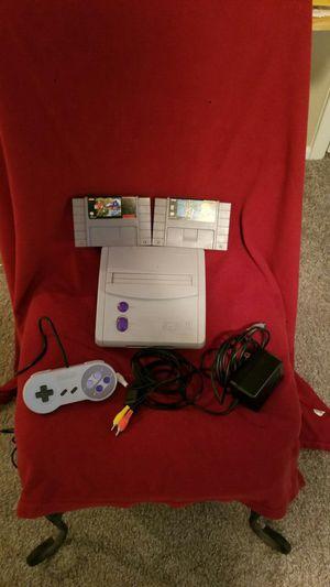 Super NES Original 1991 for Sale in Euless, TX