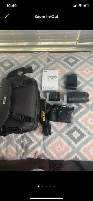 Nikon D7200 for Sale in Lithonia, GA