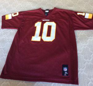 NFL Robert Griffin 111 Redskins Jersey Boys XL for Sale in Washington, DC