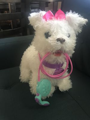 FurReal Friends get up and GoGo my walkin pup pet for Sale in Los Angeles, CA