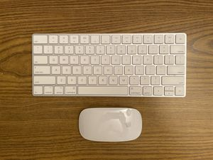 Apple Magic keyboard 2 and magic mouse 2 A1644 and A1657 for Sale in Alhambra, CA