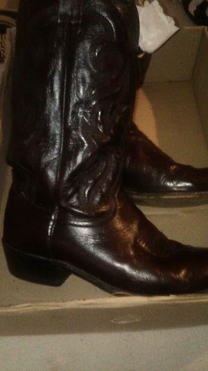 Boots. 10/half. E w for Sale in Lake Wales, FL