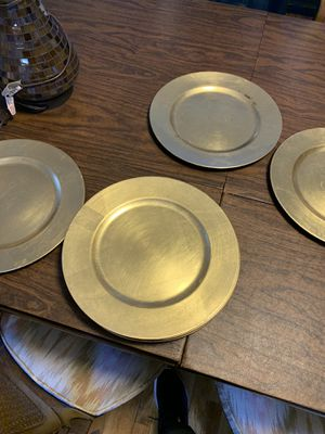 Gold plates for Sale in Everett, MA