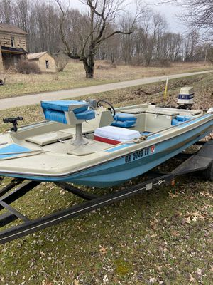 1976 Bass Bomber for Sale in Dundee, OH