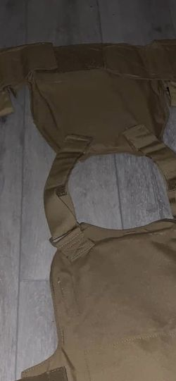 level 3 bullet proof plates and vest for Sale in Edgewater,  MD