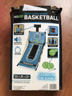 GloMax basketball shot clock hoops for Sale in Philadelphia, PA