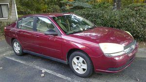 2004 Chevy Malibu , IT NEEDS A TRANSMISSION & BATTERY for Sale in Marietta, GA