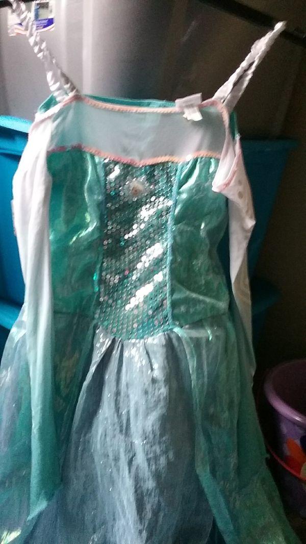 Elsa dress costume