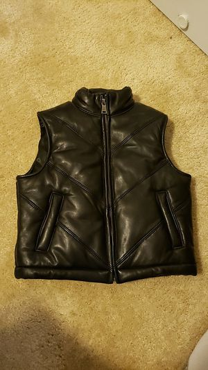 Leather vest for a child for Sale in Washington, DC