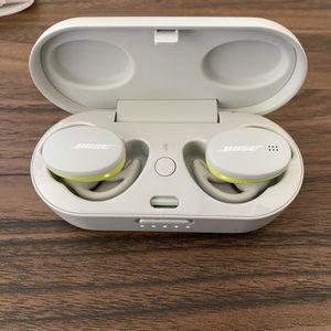 Bose Sport Wireless Earbuds for Sale in Chandler, AZ