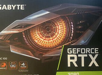 Gigabyte Geforce RTX 3080 Gaming OC 10g for Sale in Maple Plain,  MN