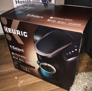 Keurig K-select coffee maker New In Box for Sale in VERNON ROCKVL, CT