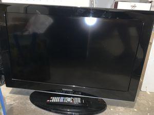 SAMSUNG TV 40inch LCD 1080p HDMI + remote for Sale in Annandale, VA