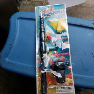 Kids fishing rod for Sale in Kent, WA