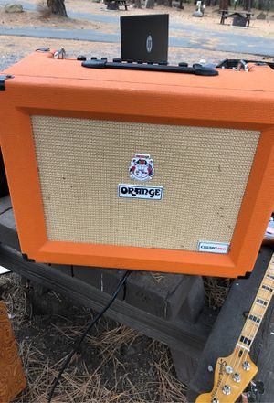 Orange crush pro guitar amp for Sale in Sisters, OR