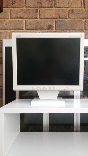 it's a good monitor but it works fine. $30, OBO for Sale in Swatara, PA