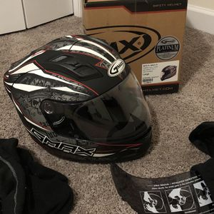 Brand New Never Wore Motorcycle/streetbike Helmet for Sale in Mechanicsville, MD