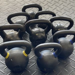 KETTLEBELLS for Sale in Zephyrhills, FL