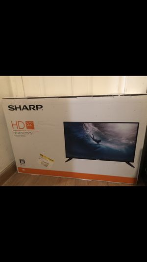 NEW sharp tv for Sale in Redwood City, CA
