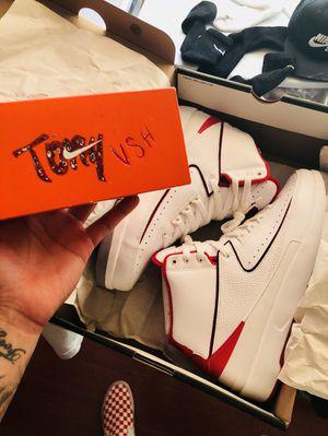 Jordan 2 ds 9.5 $160 FIRM NEW for Sale in Las Vegas, NV
