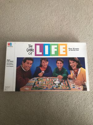 LIFE board game for Sale in Raleigh, NC