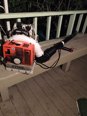 Stihl blower for Sale in Moss Landing, CA