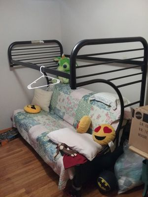 Bunk bed futon for Sale in St. Louis, MO