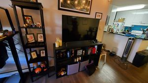 Ikea kallax shelving unit tv stand for Sale in San Diego, CA