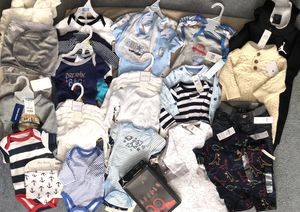 Baby Clothes Gap Jordan Nautica + for Sale in Cleveland, OH