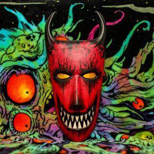 Lock the Devil Mask for Sale in Perris, CA