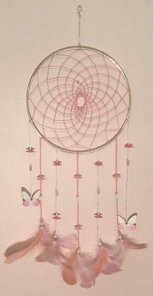 Beautiful Handmade Butterfly Dreamcatcher for Sale in Wichita, KS