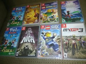 Nintendo Switch Games for Sale in Las Vegas, NV
