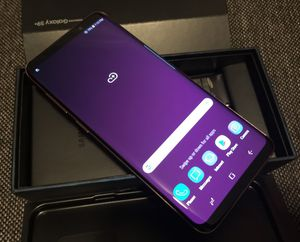 Samsung Galaxy S9+ Plus , UNLOCKED for All Company Carrier ,  Excellent Condition like New for Sale in Springfield, VA