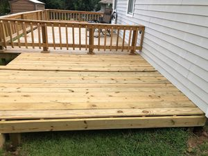 Deck for Sale in Stone Mountain, GA
