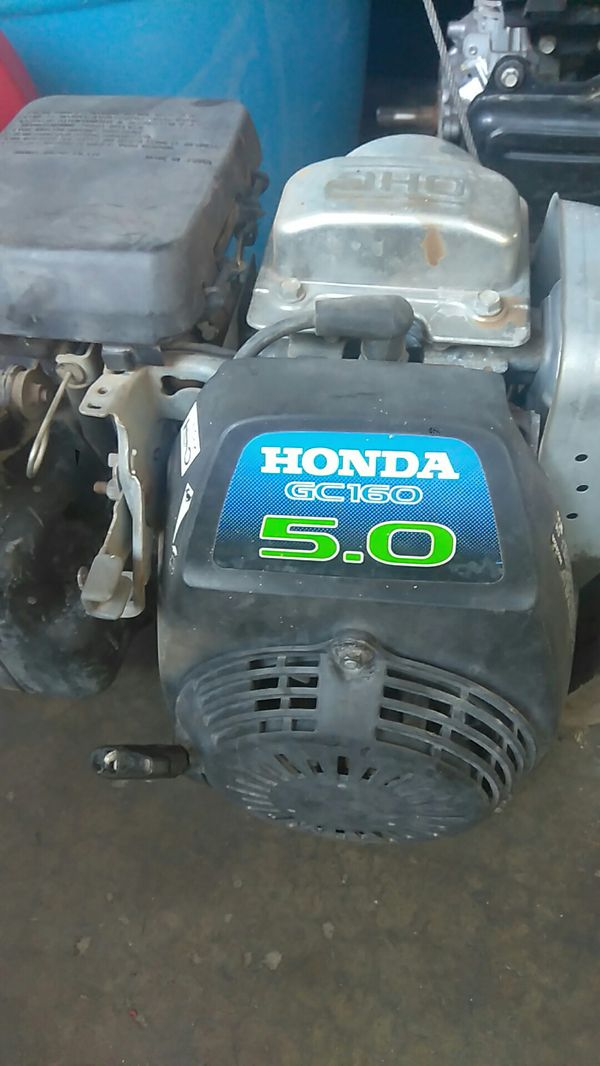 Honda 5 HP mini bike gokart