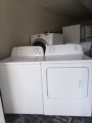 Admiral washer and dryer set for Sale in Tampa, FL