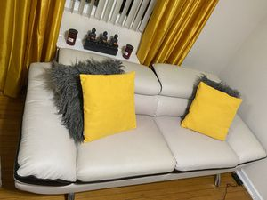 Leather sofa for Sale in Washington, DC