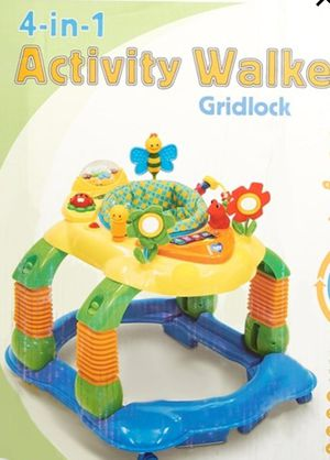 4 in 1 activity walker for Sale in Placentia, CA