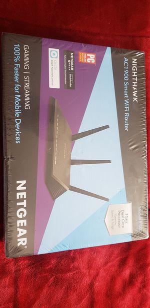 Netgear Nighthawk AC1900 Smart WiFi Router Brand New for Sale in Lemon Grove, CA